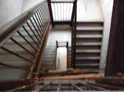 Waverly Hills Staircase / 3rd Floor