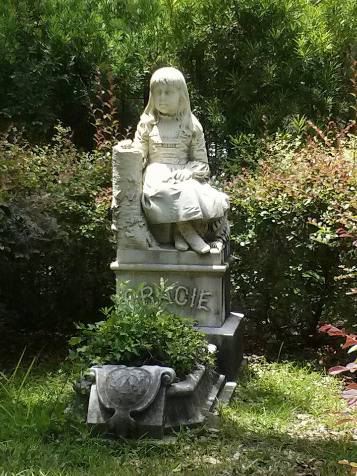 Gracie Watson Bonaventure Cemetery