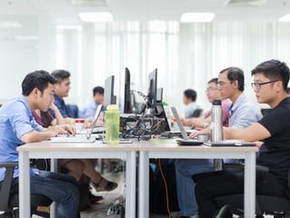 Websites that Japanese engineers often visit