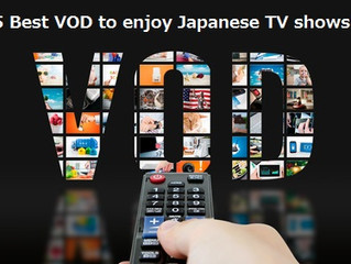 15 Best Movie & TV Streaming Services to enjoy Japanese TV shows!