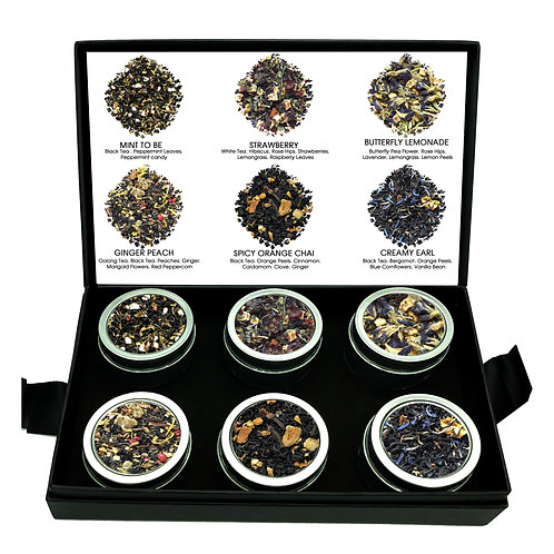 Personalized Tea Experience