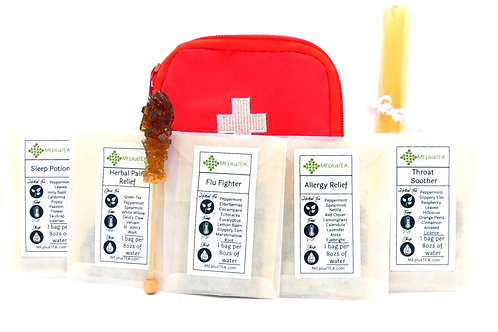 Herbal First Aid Gift Set