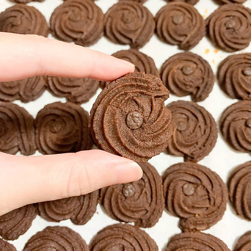 Choco Butter Cookies