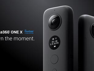360度、全てが舞台 Insta360 ONE X