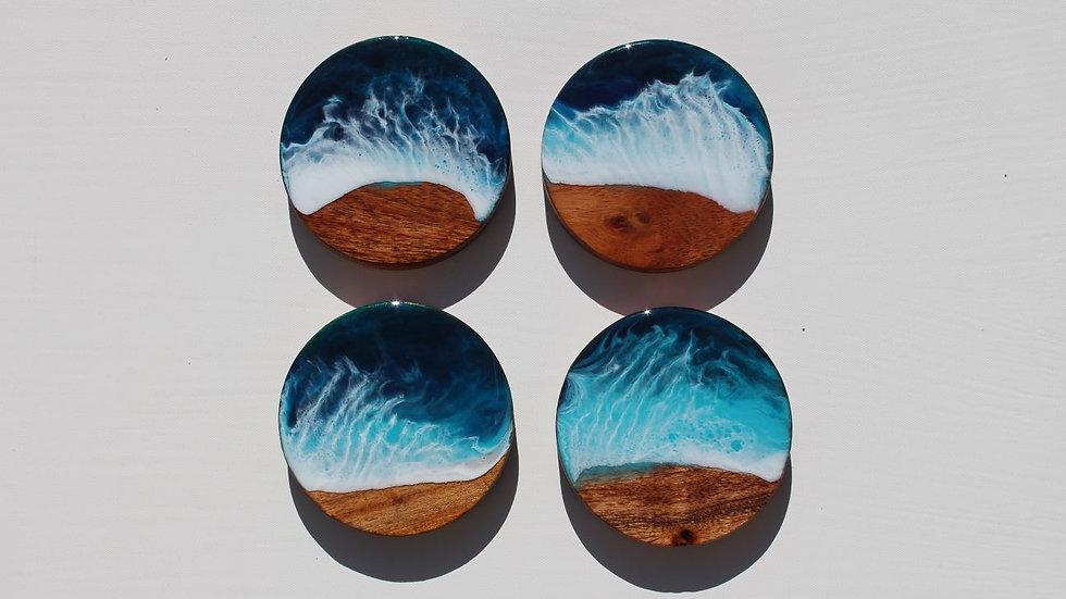Coasters (4)