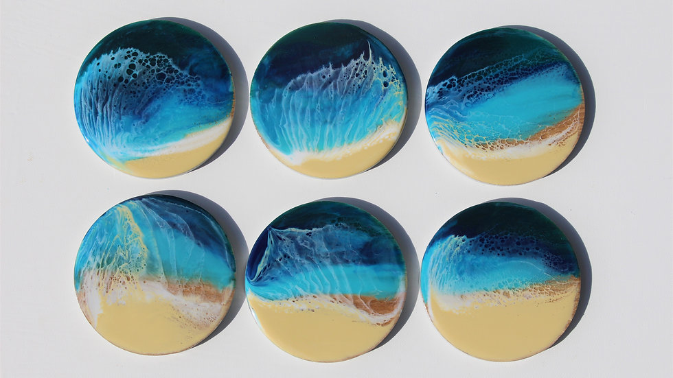 Coasters (6)