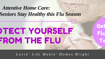 Preventing the Flu in Seniors