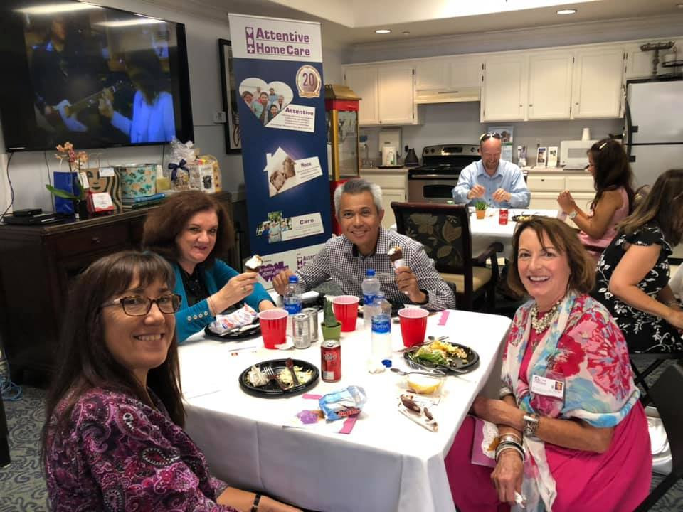 Senior Care Networking Lunch (CANCELLED)
