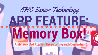 New App for Caregivers & Family Caring for Those with Dementia