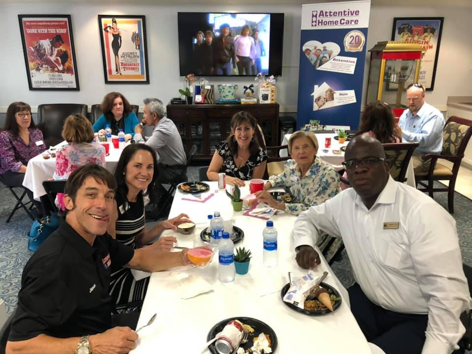 OC Networking Lunch