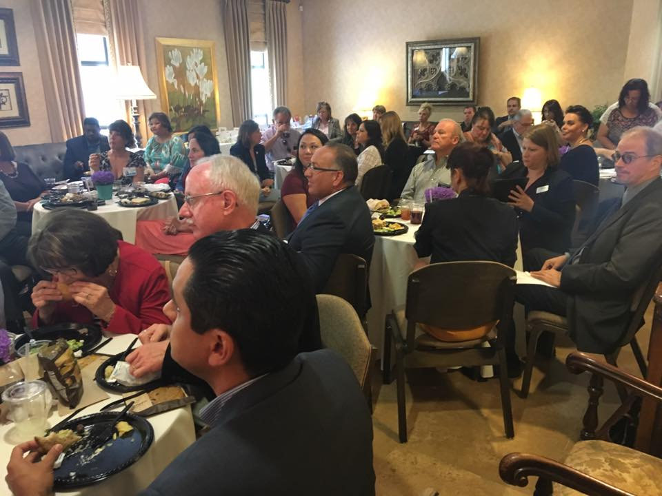 Central OC Networking Lunch.