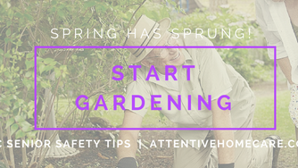 10 Gardening Safety Tips for Seniors this Spring