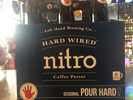 Left Hand Brewery's newest Nitro