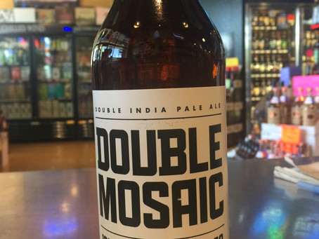 10 Barrel Brewing Co. now has a new Double IPA