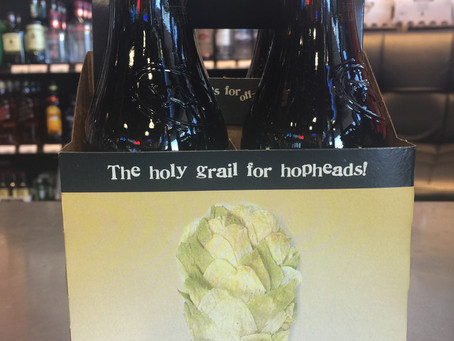 Highly allocated and sought after...Dogfish Head 120 Minute IPA