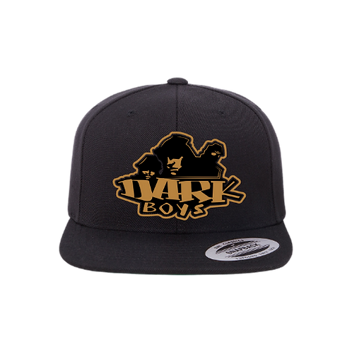 Dark Boys Snap Cap