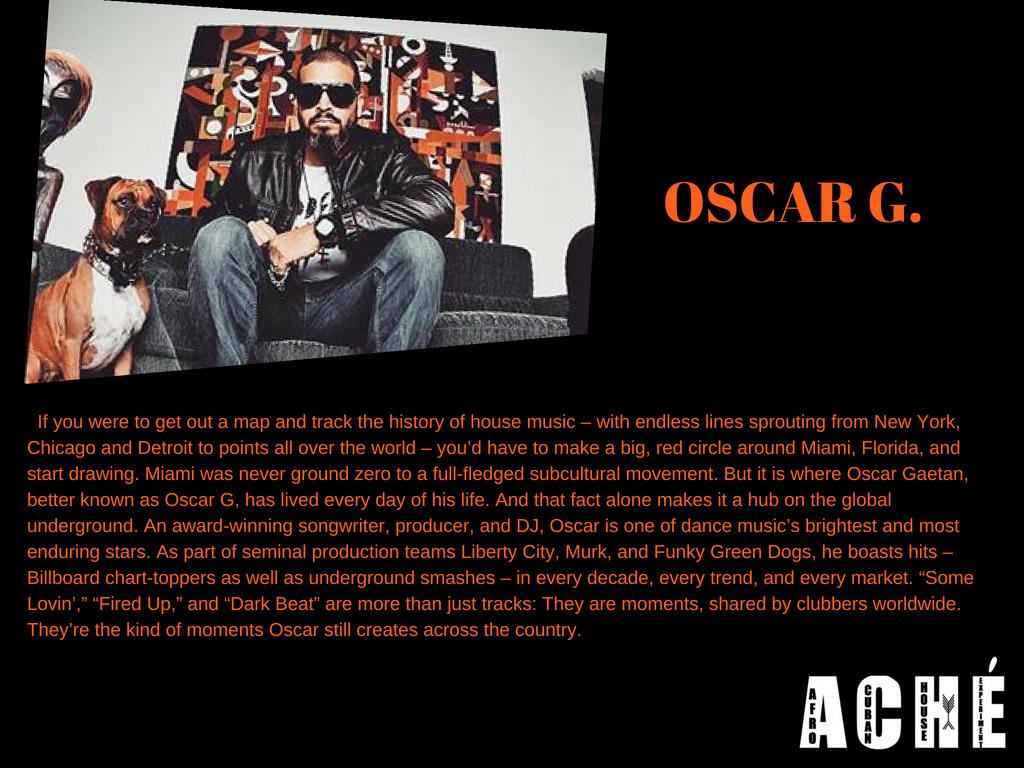 DJ Oscar G