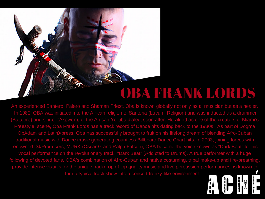 Oba Frank Lords