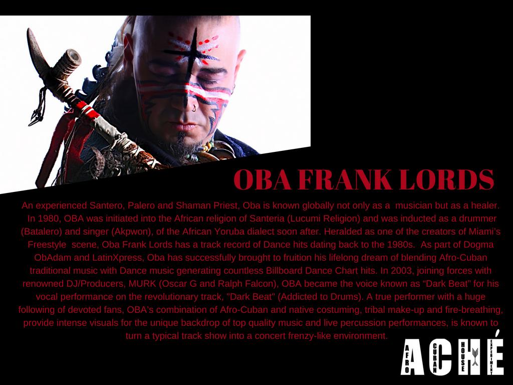 Oba Frank Lords