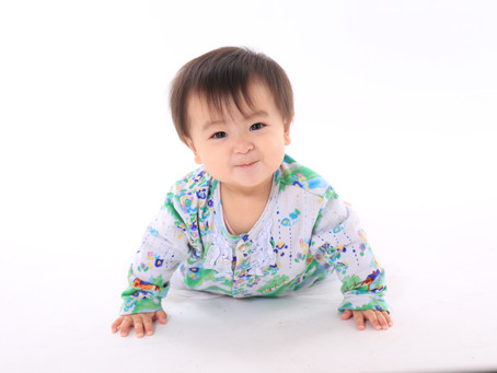 赤ちゃんモデル☆