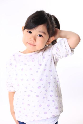 名前:RIRIA 身長:105㎝ シューズサイズ:17.0㎝ 誕生日:2015.6