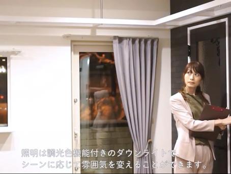 潮産業様のWEB動画にレディースモデル星優香・佐藤有咲が起用されました!
