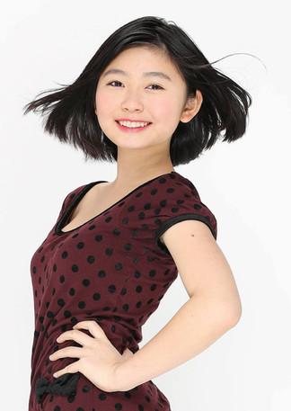 名前:SHIKI 身長:153㎝ シューズサイズ:22.5㎝ 誕生日:2007.12