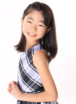 名前:RINA 身長:128cm シューズサイズ:22.0cm 誕生日:2010.9