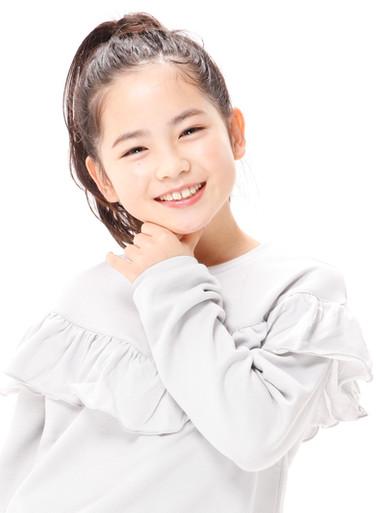 名前:MIRIKA 身長:138cm シューズサイズ:22.0cm  誕生日:2010.12