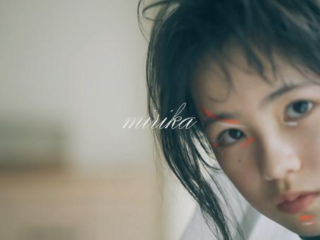 FHAT AND U様の【FHAT photo session】イメージモデルにMIRIKAが抜擢されました!