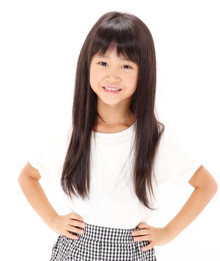 名前:KOKO 身長:120cm シューズサイズ:18.0cm 誕生日:2014.5