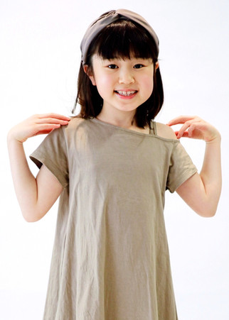 名前:NANOHA 身長:129cm シューズサイズ:21cm  誕生日:2012.7