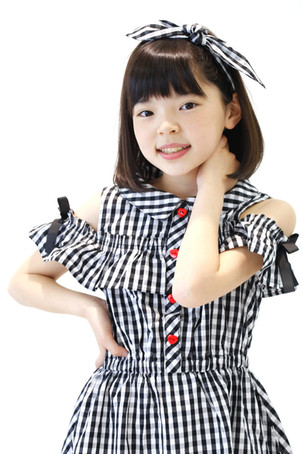 名前:KANNA 身長:133㎝ シューズサイズ:21.0㎝ 誕生日:2010.11