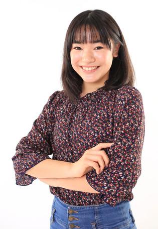 名前:YUKI 身長:157㎝ シューズサイズ:23.5㎝ 誕生日:2005.12