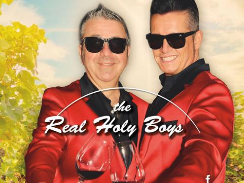 """12.9.2021, """"The Real Holy Boys"""" OPEN AIR""""IN VINO WEANARISCH - Best of Music, Schmäh& Wine"""""""