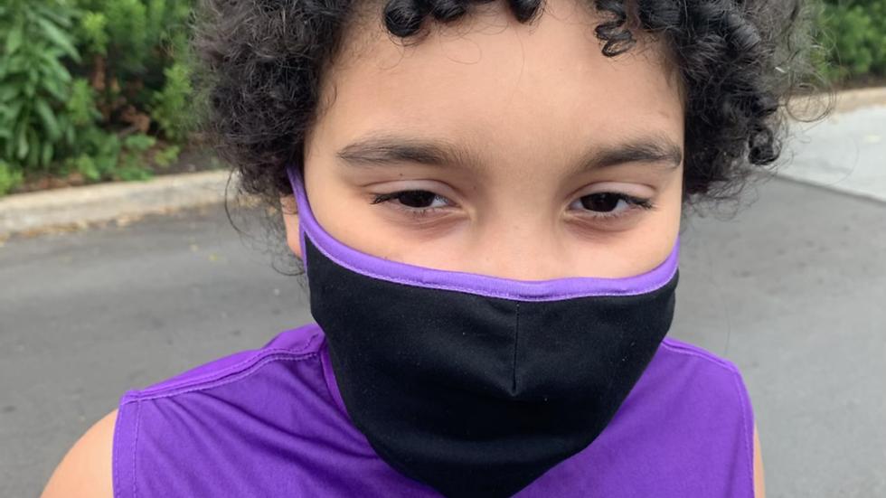 T KIDS Performance Mask