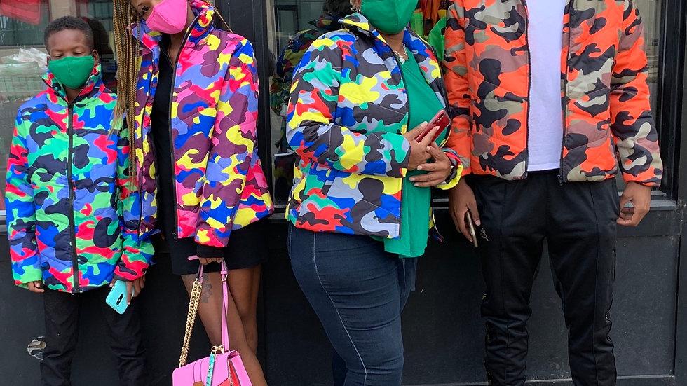 T PoP Jacket