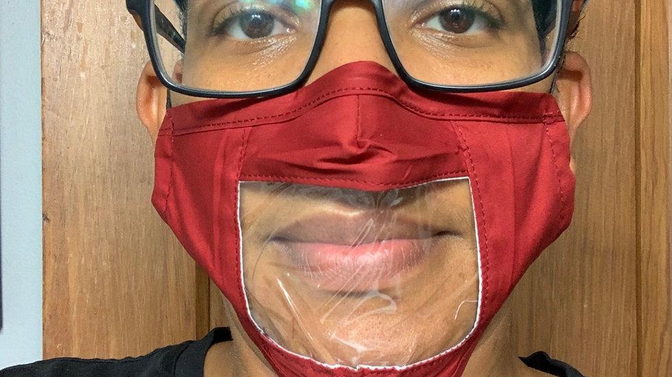 See Me Smile Mask