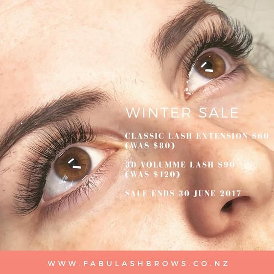 Winter Sale!!!