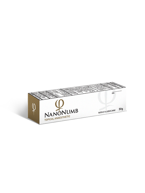 NANO NUMB TOPICAL ANAESTHETIC
