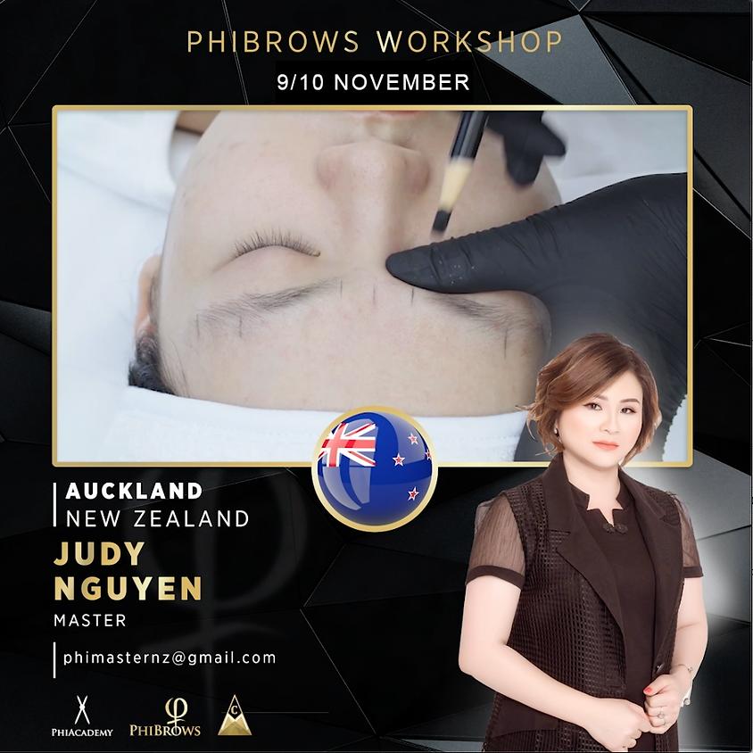 Phibrows Basic Training - Auckland 9-10 NOVEMBER 2020