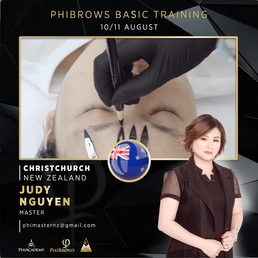 Phibrows Microblading Basic Course