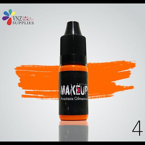 Makeup pigment #4