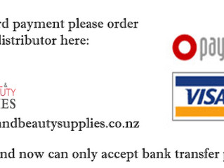 SNS New Zealand payment option!
