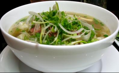 Beef Noodle Soup - Pho