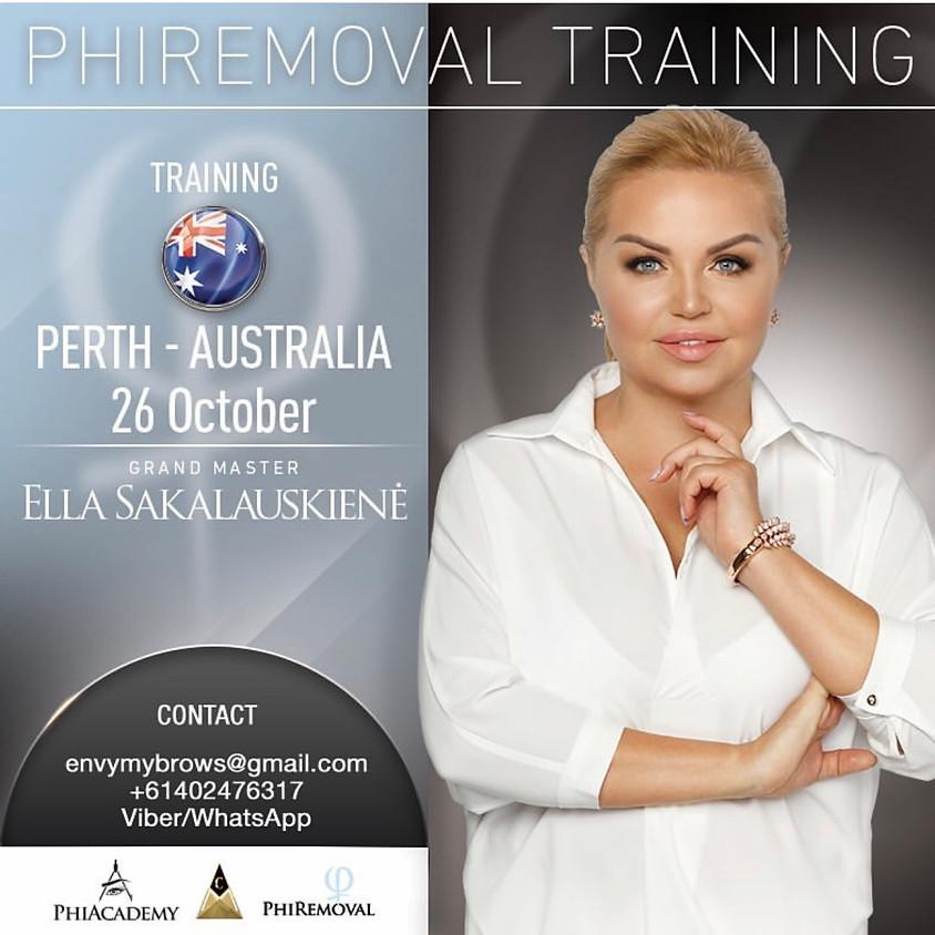 Phi Removal Training - Perth