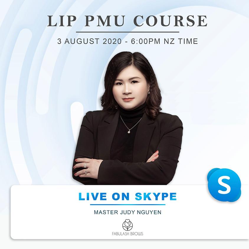 Lip PMU Live Session (Theory)