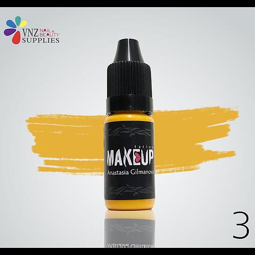 Makeup pigment #3