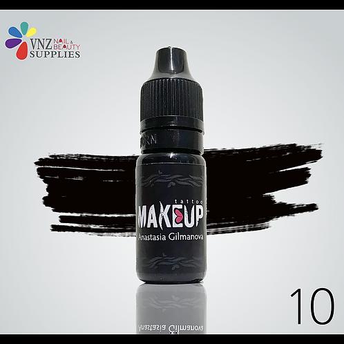 Makeup pigment #10