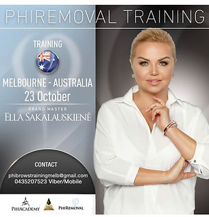 Phi Removal Training Melbourne